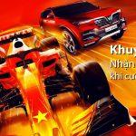 Khuyến mãi W88: Nhận vé xe F1 Hà Nội khi cược thắng thể thao