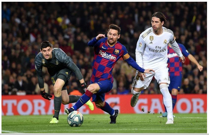 La Liga chính thức đá trở lại vào ngày 11 tháng 6