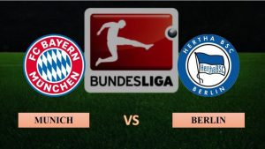 Nhận định Bayern Munich vs Hertha Berlin, 23h00 ngày 04/10/2020