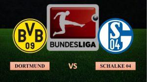 Nhận định Borussia Dortmund vs Schalke 04, 23h30 ngày 24/10/2020, Bundesliga