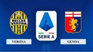 Nhận định Hellas Verona vs Genoa, 01h45 ngày 20/10/2020, Serie A