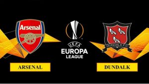 Soi kèo nhận định Arsenal vs Dundalk, 3h00 ngày 30/10, UEFA Europa League
