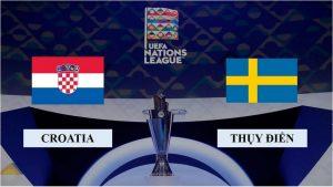 Soi kèo nhận định Croatia vs Thụy Điển, 23h00 ngày 11/10/2020, Nations League