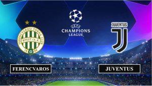 Soi kèo nhận định Ferencvaros vs Juventus, 3h00 ngày 05/11/2020, UEFA Champions League