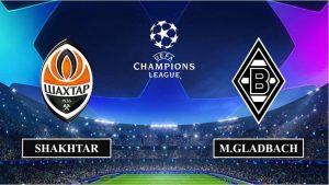 Soi kèo nhận định Shakhtar Donetsk vs B. Moenchengladbach, 0h55 ngày 04/11/2020, UEFA Champions League