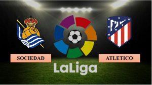 Soi kèo nhận định Real Sociedad vs Atletico Madrid, 03h00 ngày 23/12/2020, La Liga