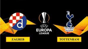Nhận định Dinamo Zagreb vs Tottenham Hotspur, 0h55 ngày 19/03/2021, Europa League