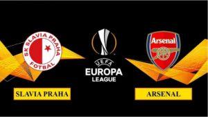 Nhận định Slavia Praha vs Arsenal, 2h00 ngày 16/04/2021, lượt về tứ kết Europa League