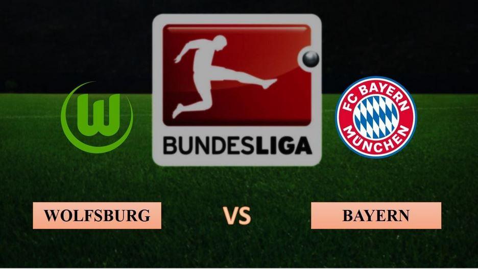 Nhận định Wolfsburg vs Bayern Munich, 20h30 ngày 17/04/2021, Bundesliga