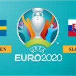 Nhận định Thụy Điển vs Slovakia, 20h00 ngày 18/06/2021, Euro 2020